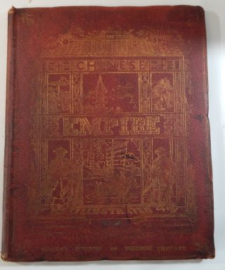 The Chinese Empire Illustrated; China, It's Scenery, Architecture, Social Habits, &c Illustrated ... by Thomas Allom