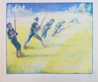 The War Paintings of Claggett Wilson
