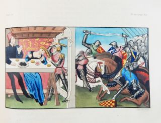 The History of The Valiant Knight Arthur of Little Britain. A Romance of Chivalry