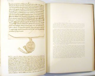 Facsimiles of Royal & Other Charters in the British Museum